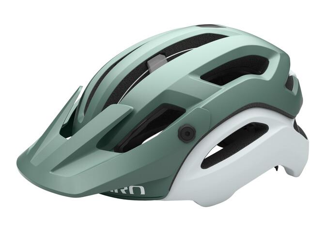 Giro Manifest MIPS Helm, matte grey/green